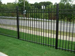 front yard fence ideas landscaping network wrought iron fence