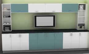 kitchen furniture turquoise kitchen cabinets yellow backsplash