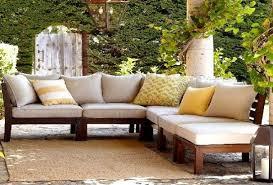 modern wood sofa
