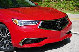 2018 acura tlx first drive review digital trends