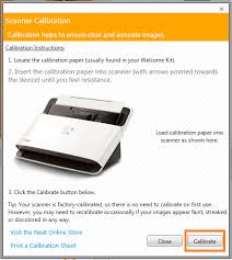 Desk Scanner Organizer Neat Windows Calibrate The Neatdesk Scanner Step 3 Png