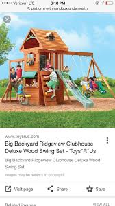 big backyard swing set add on home outdoor decoration