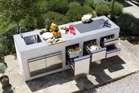 modern outdoor kitchen ideas ronda outdoor ящики для барной стойки by ronda archiproduct