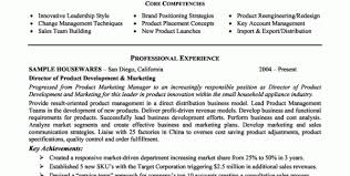 Product Marketing Manager Resume Example by Large Fullsize By Teddy Sher Good Additional Skills Featuring