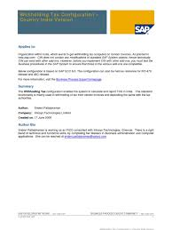 sap extended wit holding tax config withholding tax payments