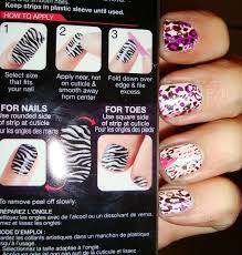 influenster review kiss nail dress the daily bailey b