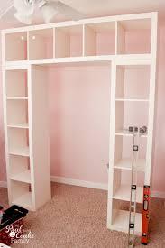 ikea shelf with lip ikea expedit turned into a great shelving unit with desk ikea