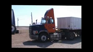 1995 ford aeromax l9000 semi truck for sale sold at auction