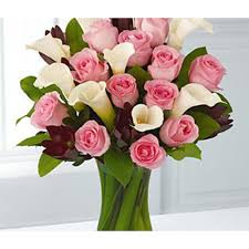 san antonio flowers calla lilly and pink roses flowers san antonio san