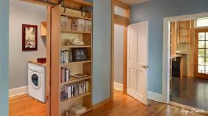 bookshelf door how to use smart the living space youtube