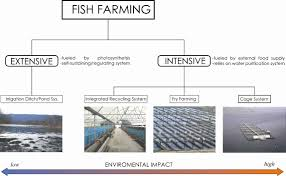 types of crab farms