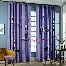 Purple Room Darkening Curtains Splendid Purple Room Darkening Curtains Decor With Modern Curtains