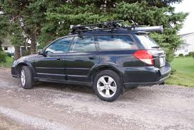subaru outback xt steve u0026 deb prep a 2008 subaru outback for cross country traveling