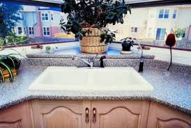 Cutting Corian Countertops The Removal Of Old Corian Countertops Home Guides Sf Gate