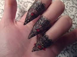 cute nail designs for claw nails claw nails designs u2013 nail laque