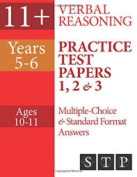 11 verbal reasoning practice test papers 1 2 u0026 3 multiple