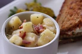 bixby u0027s german potato salad recipes stltoday com