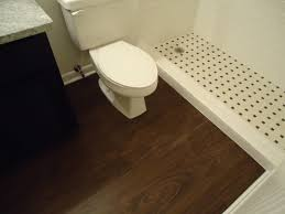 impervious bathroom floors