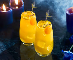 halloween cocktails from grey goose vodka