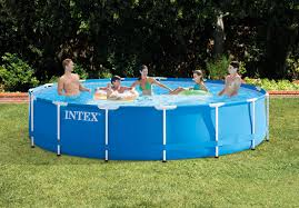 Intex Metal Frame Swimming Pools Downloadimage
