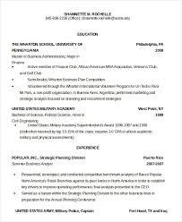 Infantryman Resume Military Resume 8 Free Word Pdf Documents Download Free