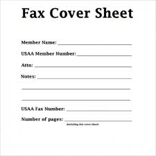 fax cover sheet template archives printable office templates