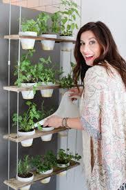 custom potted hanging herb garden diy fresh mommy blog fresh