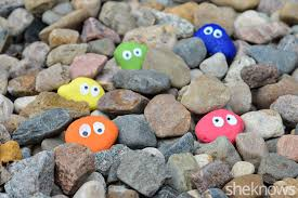 Painting Rocks For Garden Ideas To Get You Inspired To Make Your Own Rock Garden