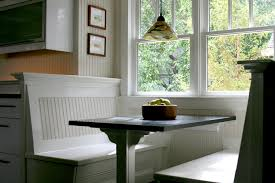 Decorating Kitchen Booth Seating Home Ideas And About