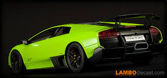 lamborghini murcielago lp670 4 sv price the 1 18 lamborghini murcielago lp670 4 sv from autoart a review