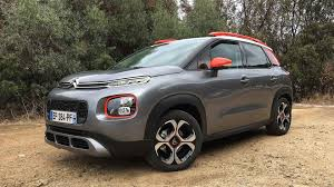 2017 citroen c3 aircross first drive from mpv to suv