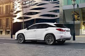 lexus wheels color 5 cool features on the 2016 lexus rx