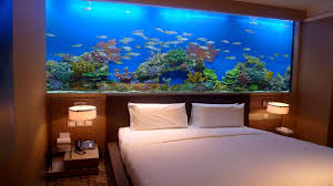 awesome master bedrooms decorations awesome master bedroom design with built in aquarium