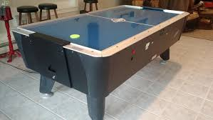 Arctic Wind Air Hockey Table by Pro Style Air Hockey Maine Home Recreation