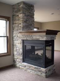 Gas Mantle Fireplace by Best 25 Ventless Propane Fireplace Ideas On Pinterest Vent Free