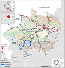 Autobahn Germany Map by Cordis Archive European Commission Cordis Archives