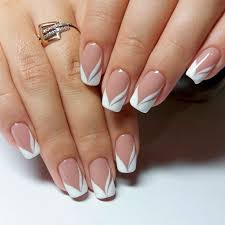 best 25 french manicures ideas on pinterest french nails