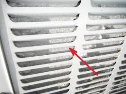 Home Inspector by Improper Dryer Venting At Chesapeake Home Inspection Exterior