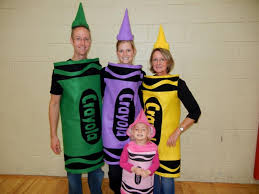 Crayon Costume How To Make A Crayon Costume Cost Only 5