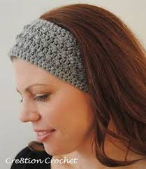 crochet headbands free pattern crochet headband crochet and knit