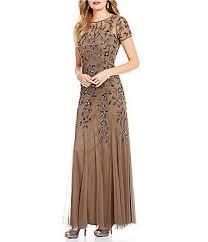 coral and gold bridesmaid dresses bridesmaid dresses dillards