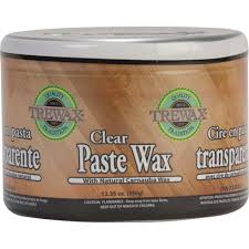 trewax 12 35 oz paste wax clear can 2 pack 887172176 the home
