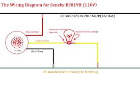 amazon com sensky motion sensor light switch human body infrared