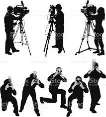paparazzi clipart paparazzi et télévision crew cliparts vectoriels et plus d