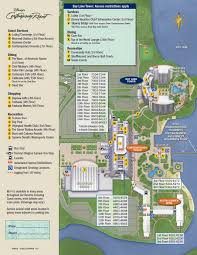 Summer Bay Resort Orlando Map by Resort Maps Magical Distractions