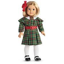 how to tight american hair american girl doll kit christmas outfit dresss shoes tight hair