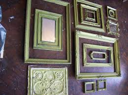 Mirror Collage Wall 68 Best Frames Without Pictures Images On Pinterest Empty Frames