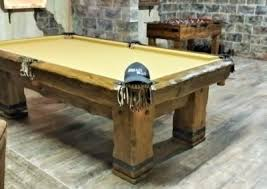 lumber jack elegant pool tables