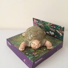 green tortoise garden ornament from ruddick garden gifts