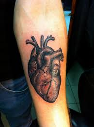 20 sweet and lovely heart tattoo designs cssdive